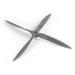 15.5x12 Standard Sport 4-Blade Propeller