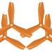 5x4.5 BN 3-Blade FPV Propeller Set x4 Orange