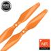 10x4.5 MR Propeller Set 2x Orange