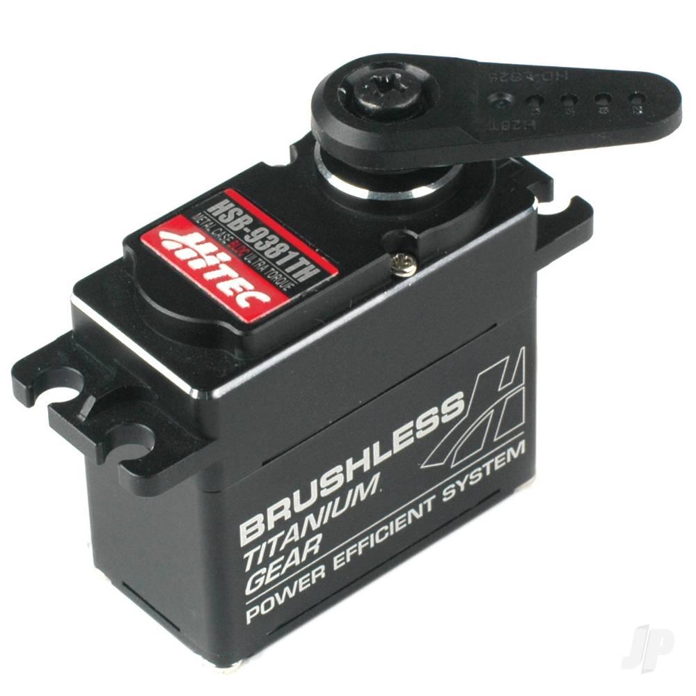 HSB9381TH Brushless High Voltage (HV) Ultra Torque Servo
