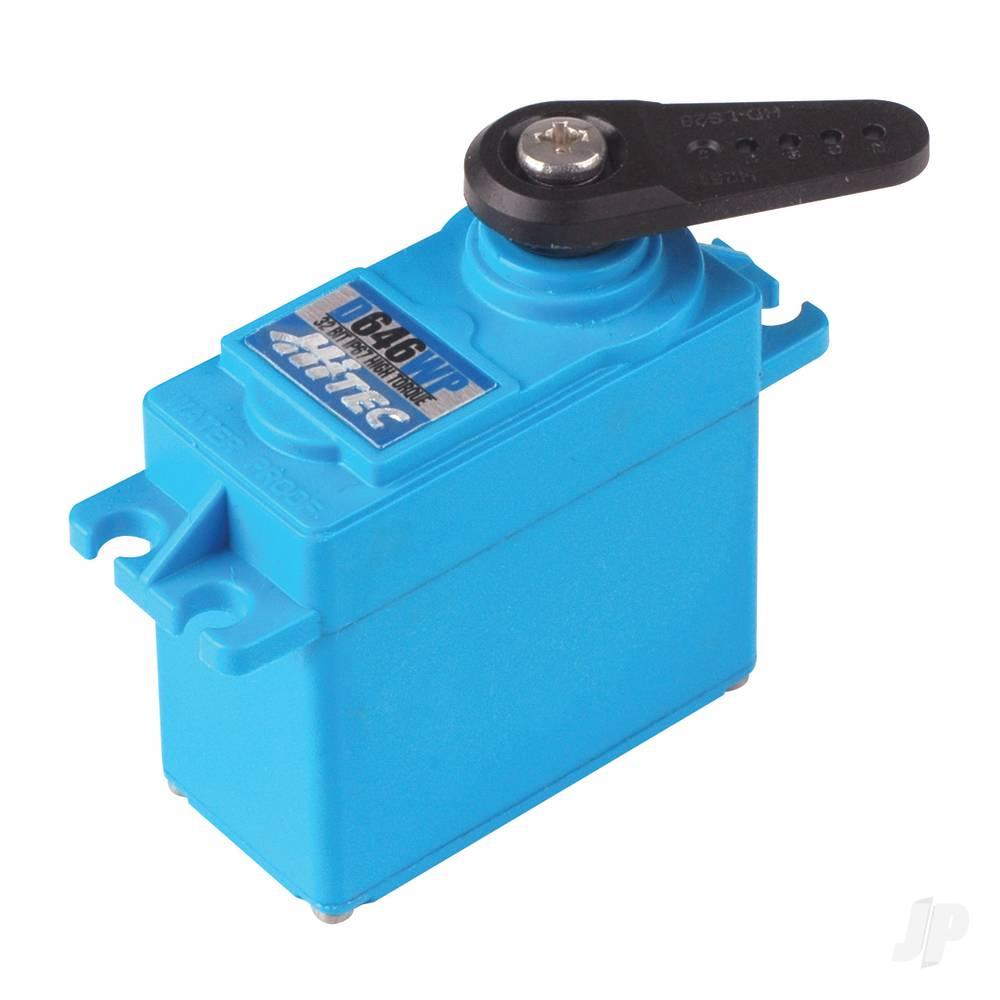 D646WP Wide Voltage Waterproof Servo