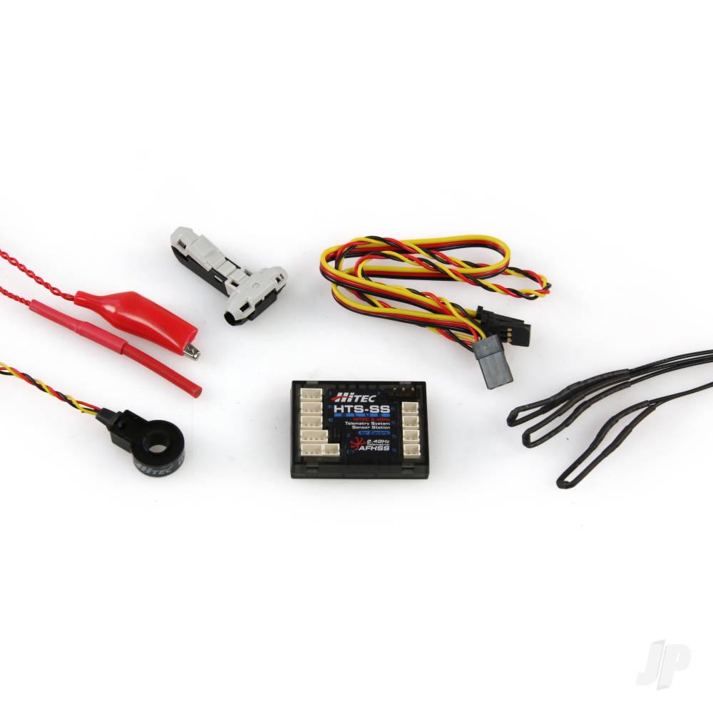 HTS-SS Blue C50 Telemetry Combo Pack (55847)