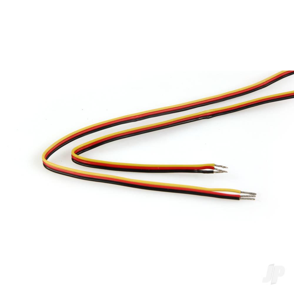Heavy Duty Servo Wire Lead 50ft (15.24m) (54804)