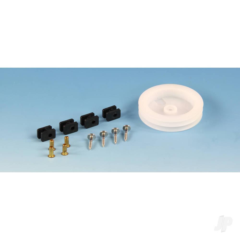HS725BB Winch Servo Drum & Hardware (56314)