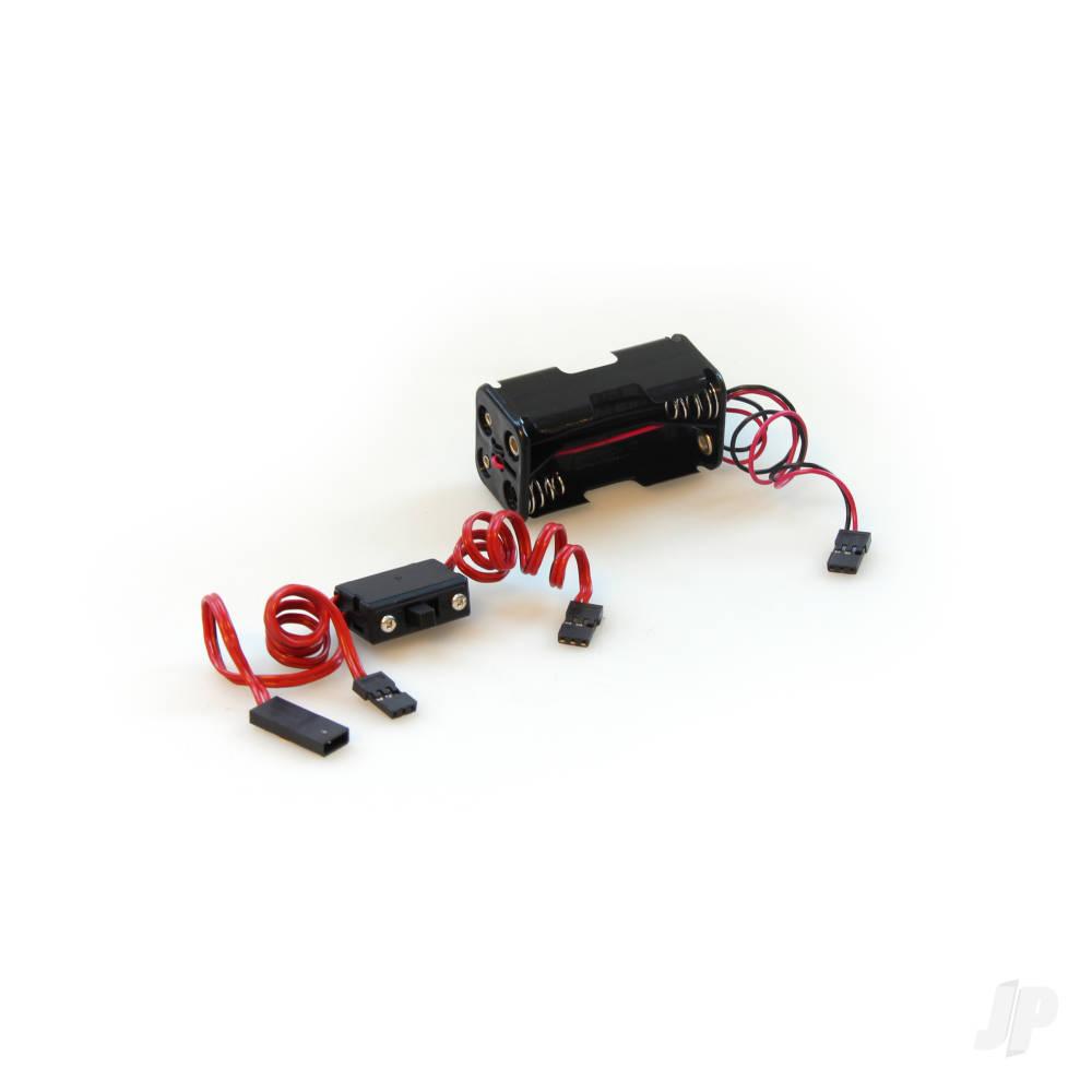 Switch Harness & Battery Box(57217)
