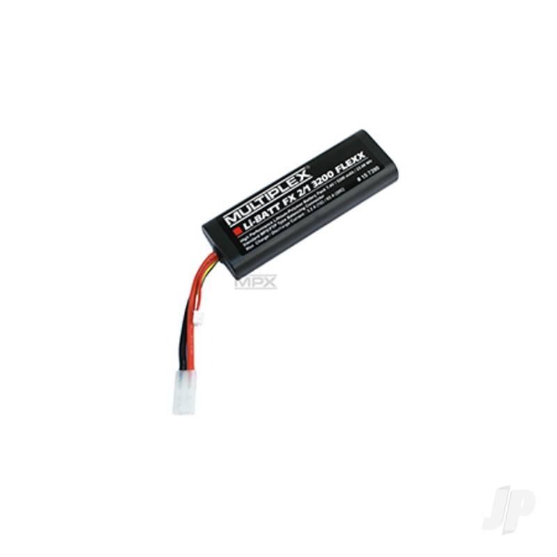 LI-BATT FX 2/1-3200 7.4V Flexx 157390