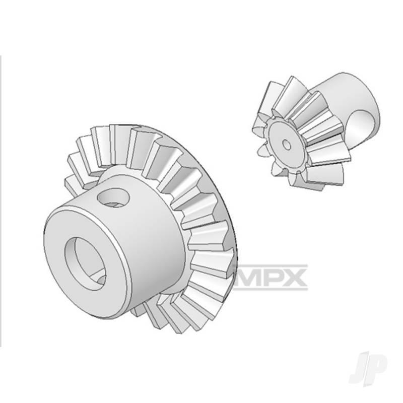 Main Gear Wheel Set Funcopter 223028