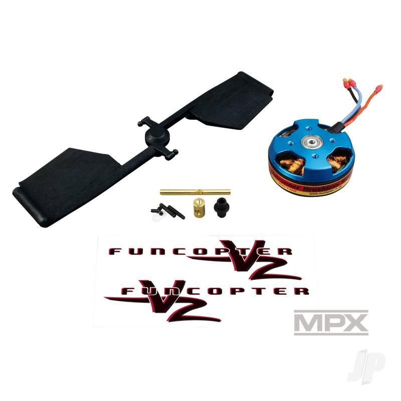 Upgrade Kit V2 Funcopter 223031