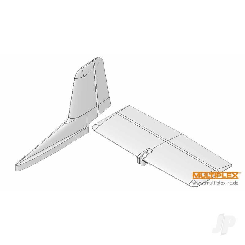 Tail Set Twinstar II 224173