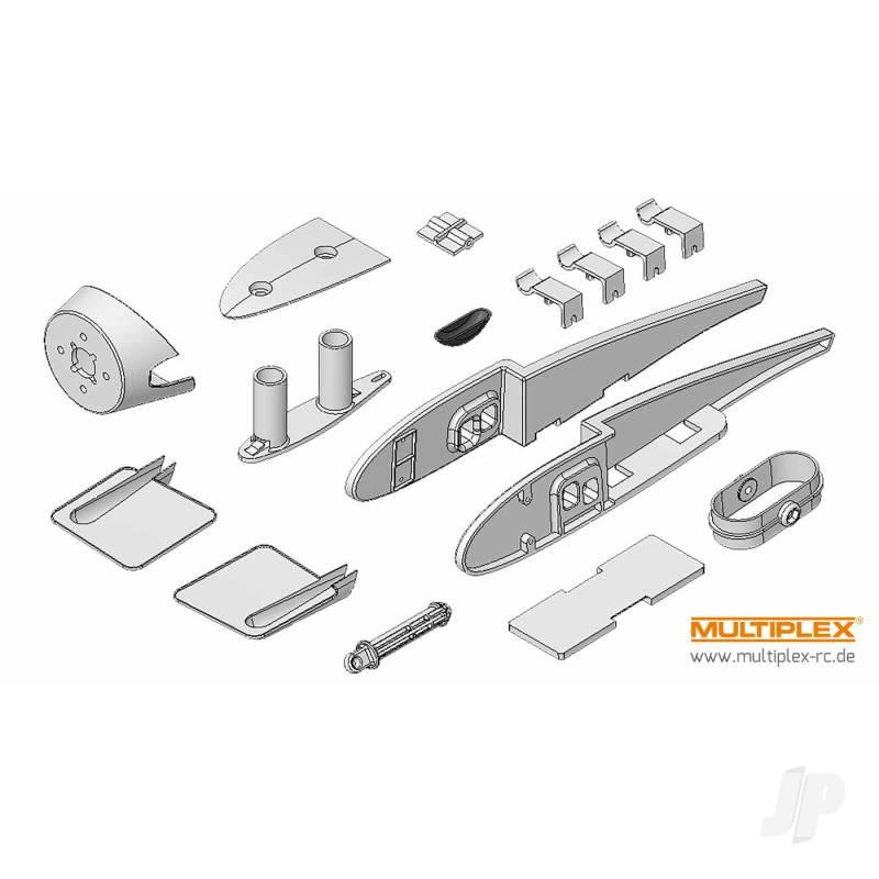 Small Plastic Parts Solius 224255