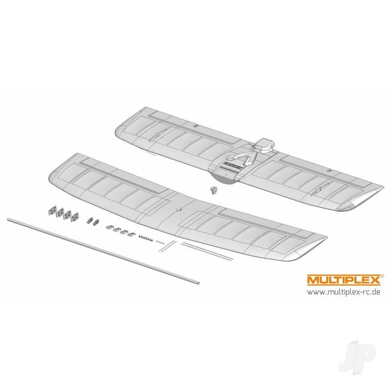 Wing set Rockstar 224408