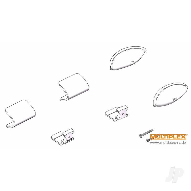 FunCub XL Wing Light Cover Set 224440
