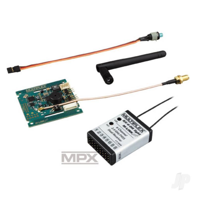 Combo HFMG2 M-LINK Mit RX-6-Dr Light M-LINK 45665