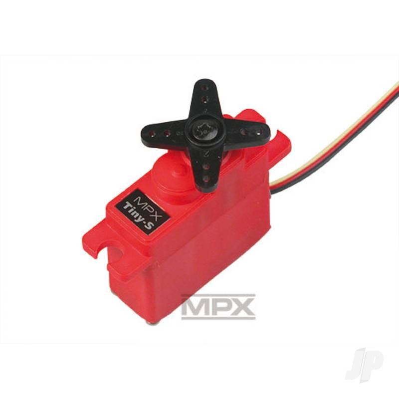 Servo Bulk Pack Tiny-S (UNI) x25 66121