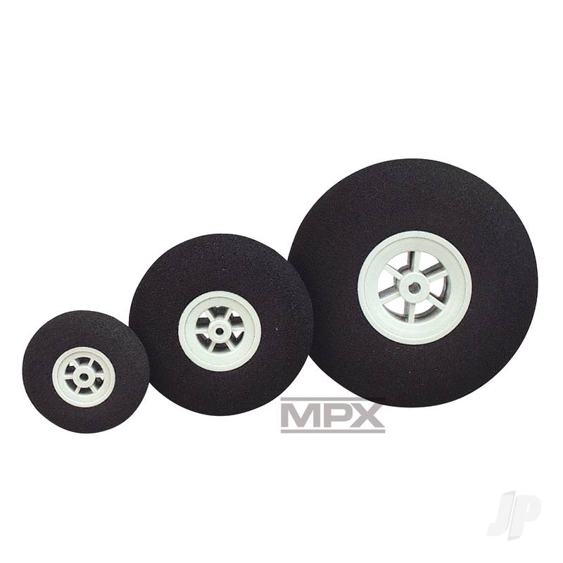Super-Light Foam Wheels 26mm (1 Pair) 733199