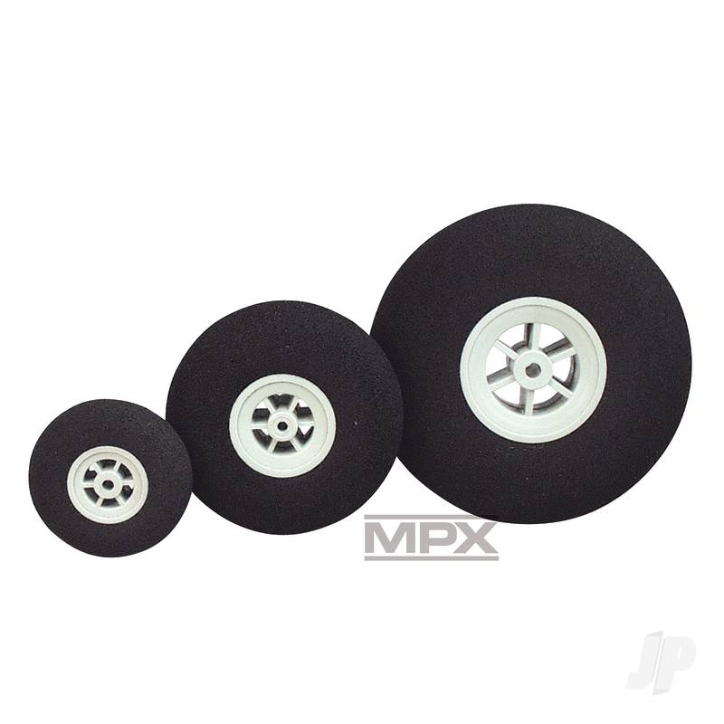 Super-Light Foam Wheels 45mm (1 Pair) 733200