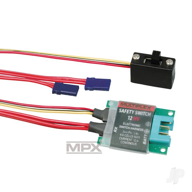 Safety Switch 12HV 85007