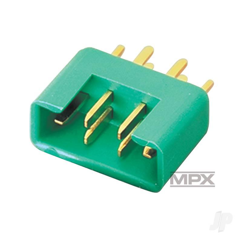 High-Current M6 Plug 3pcs 85213