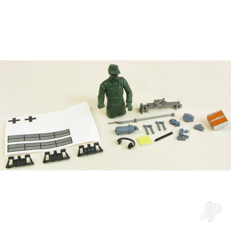 Panzer III Decals and Fittings (Grey)