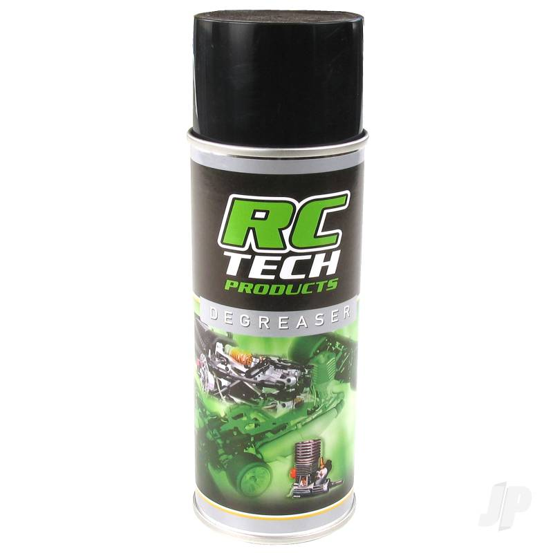 RC Tech Degreaser/Cleaner Spray RC Cars (400ml)