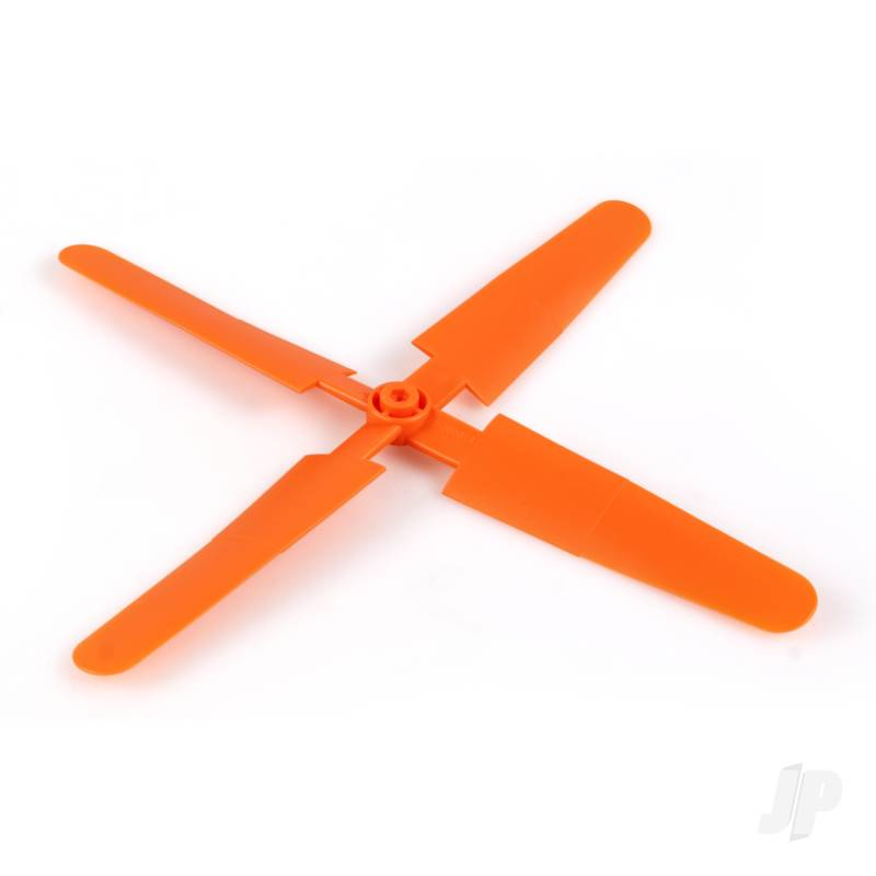 10x8 Slow Fly Scale Propeller 4-Blade