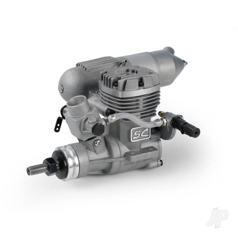 SC32A-S Aero R/C ABC Engine (Rear Needle)