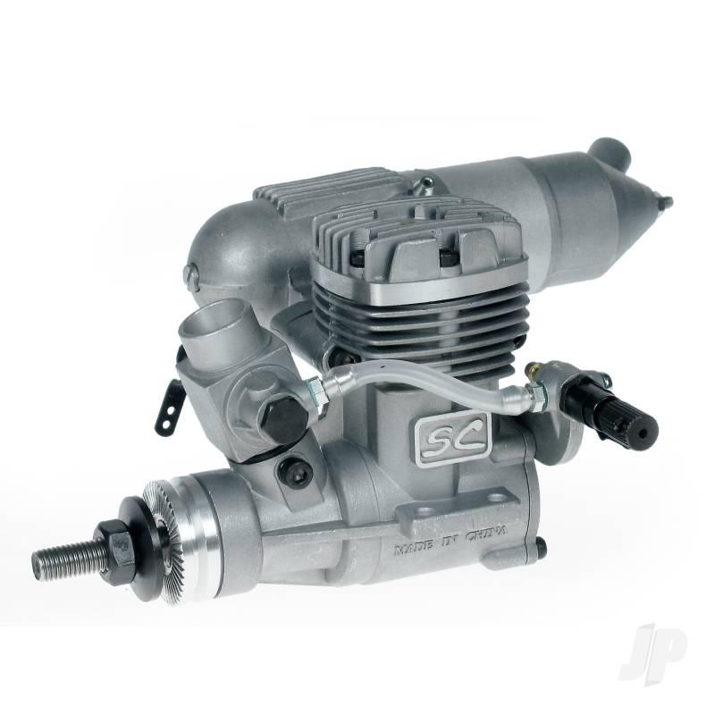 SC36A-S Aero R/C ABC Engine (Rear Needle)