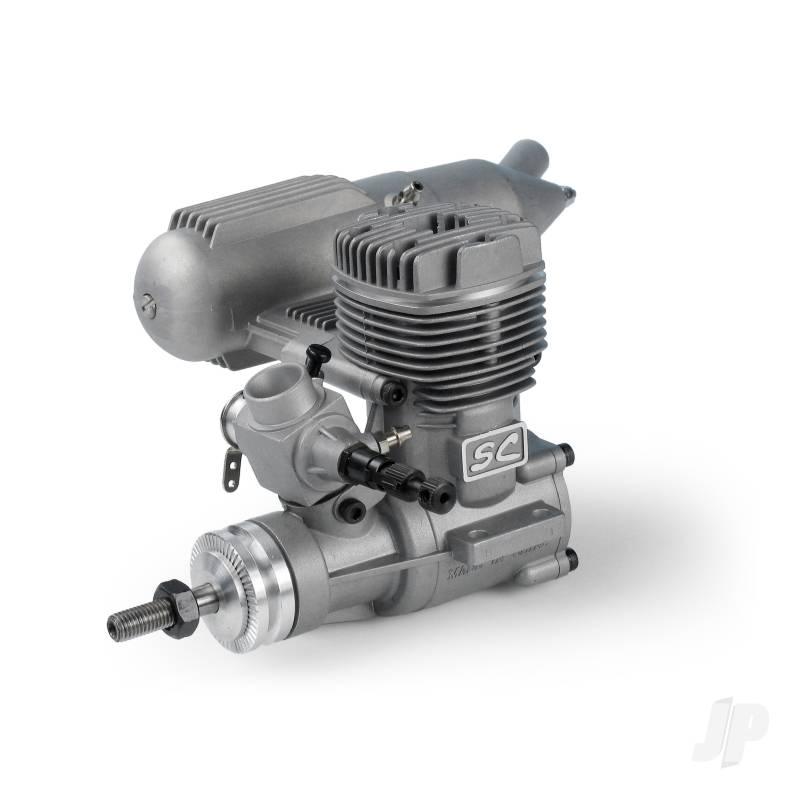SC40A-S Aero R/C ABC Engine