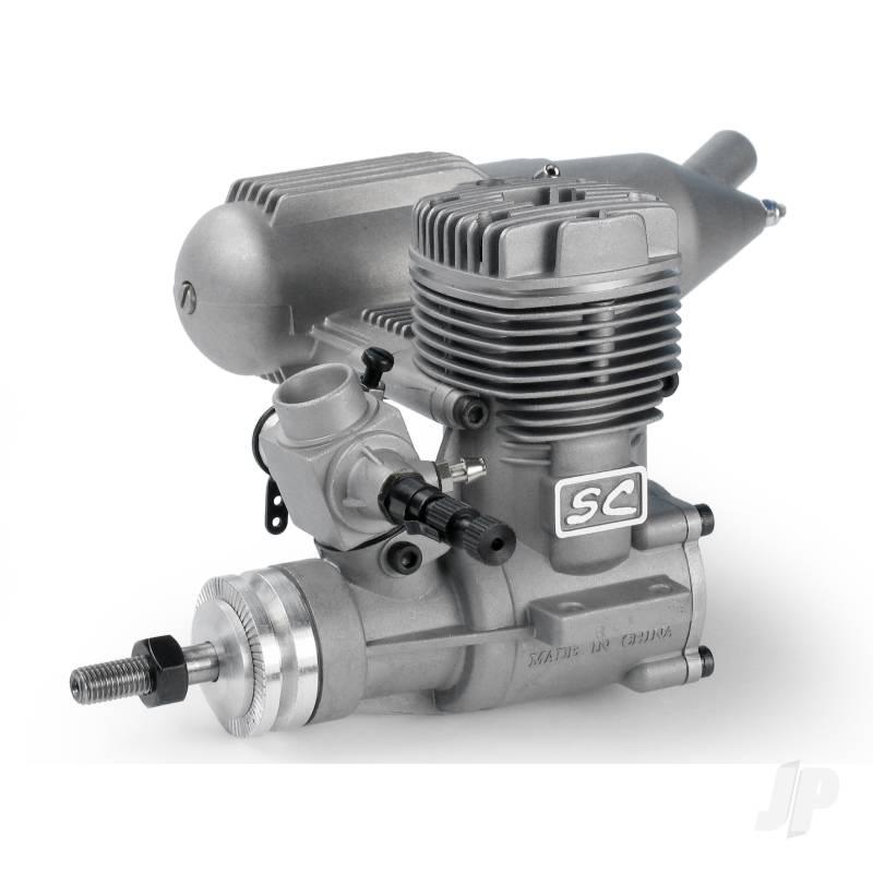 SC46A-S Aero R/C ABC Engine