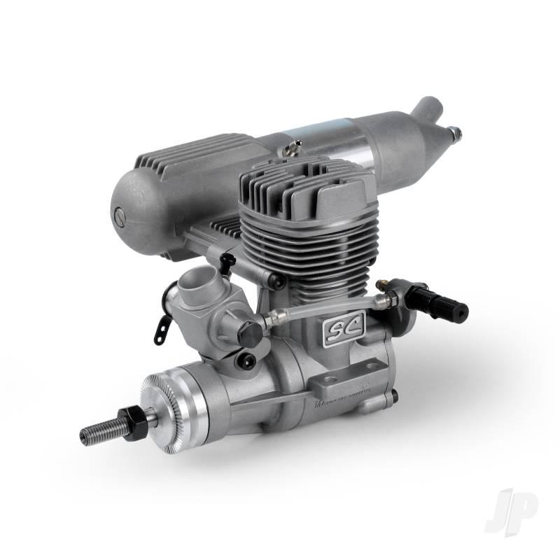 SC52A-S Aero R/C ABC Engine (Rear Needle)