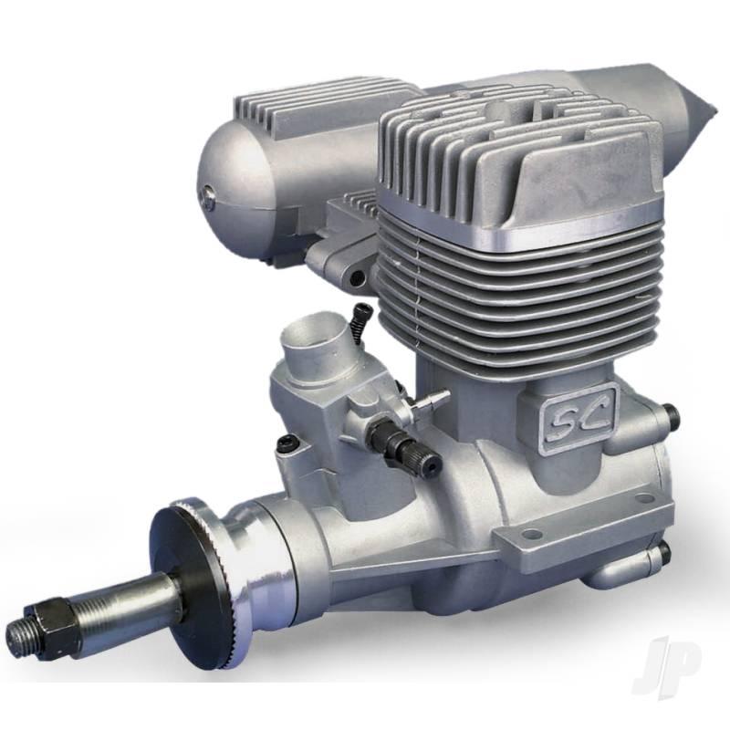 SC180AR Aero R/C Ringed Engine (S-Type)