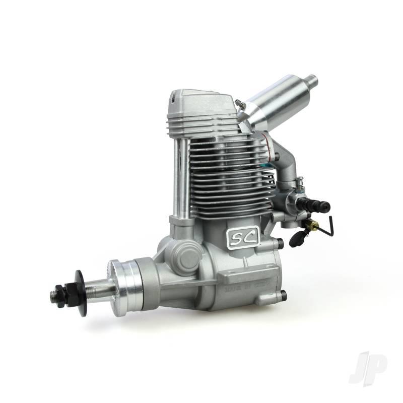 SC120FS Aero R/C Ringed Engine (MKII)