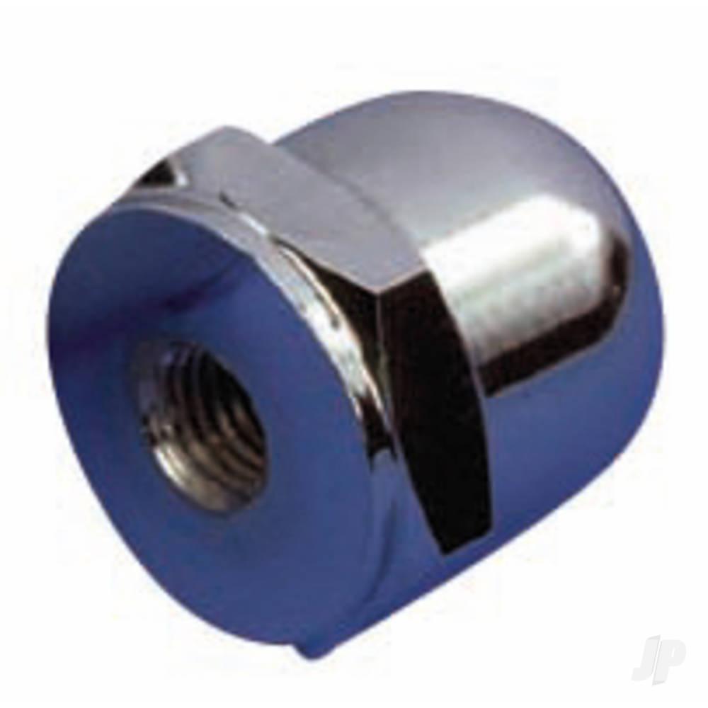 Domed Propeller Nut 5/16UNF -5/8 AF