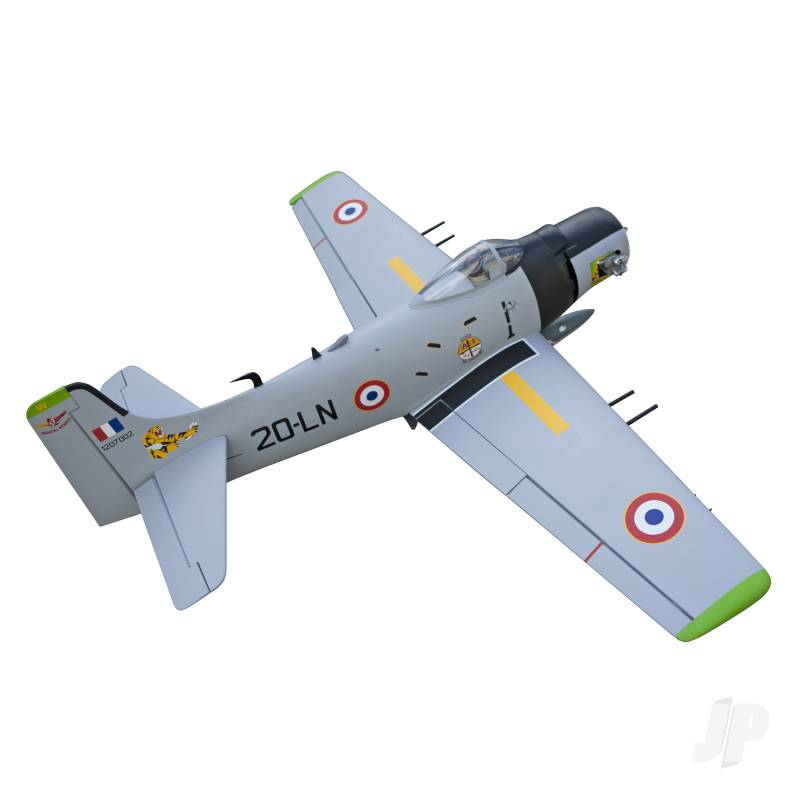 Skyraider Warbird (Tiger) 10cc 1.6m (63in) (SEA-230)