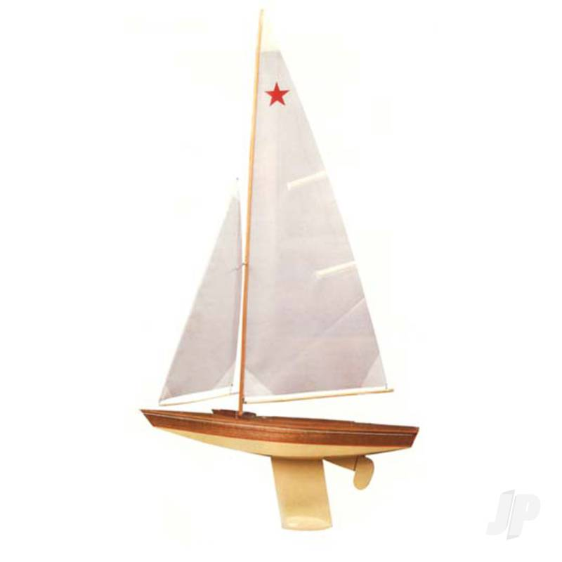 30 Star Class Sailboat Kit (1121)