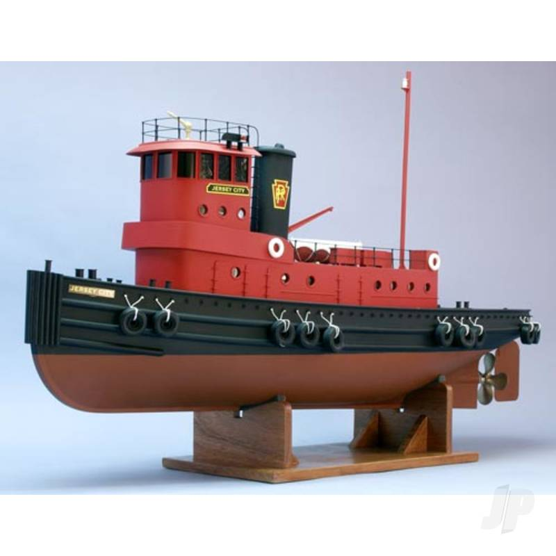 Dumas Jersey City Tug Boat Kit (1248)