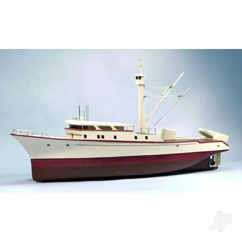 Tuna Clipper Boat Kit (37