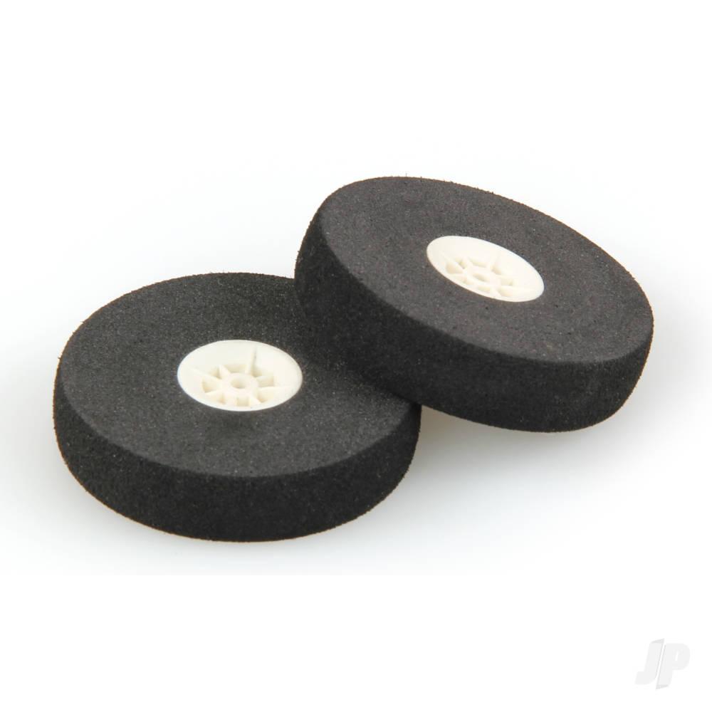 40mm Sponge Wheel - White Centre (2)