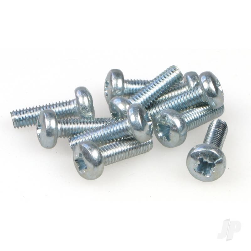 M3x10 Crosshead M/Screw (10x5)