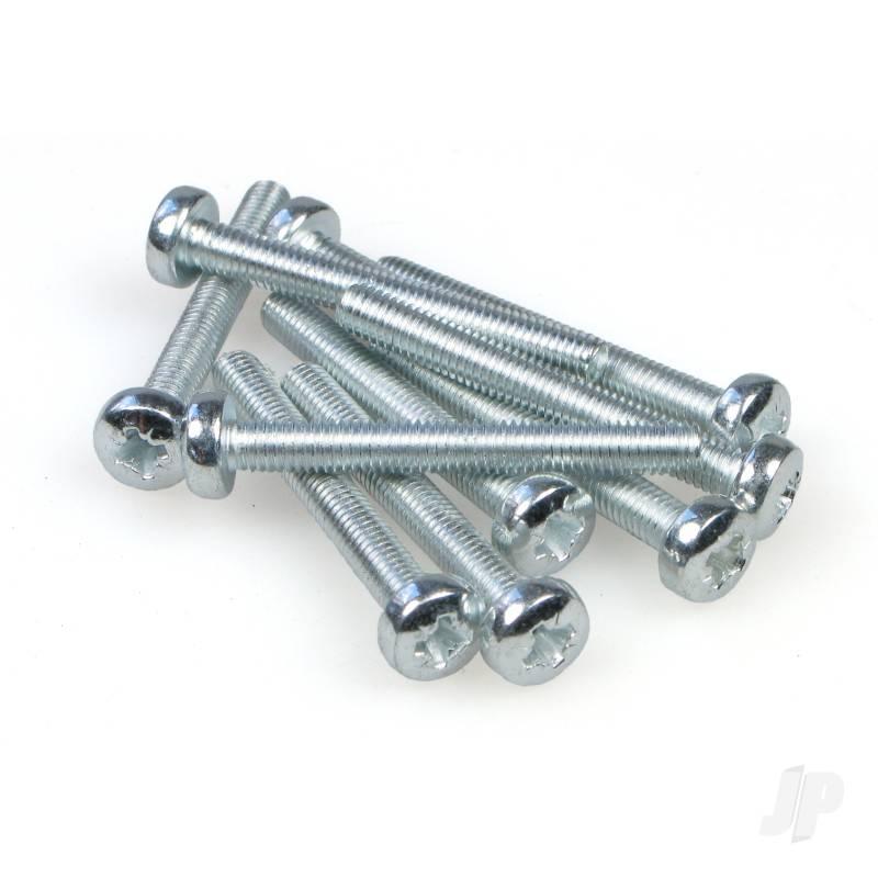 M3x25 Crosshead M/Screw (10x5)