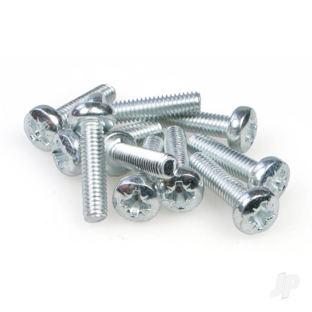 M4x16 Crosshead M/Screw (10x5)