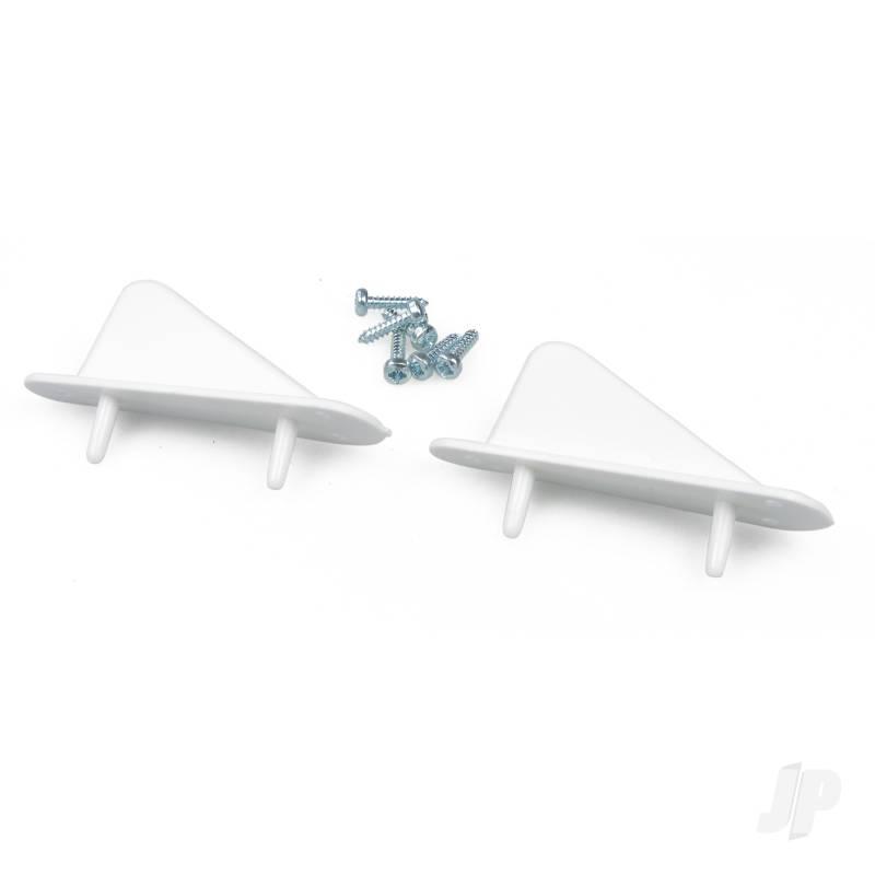 Tail Skid With Screws (2x10)