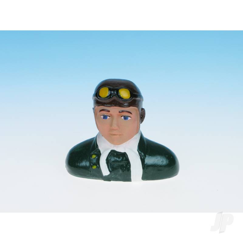 Pilot Cap (Painted) P23