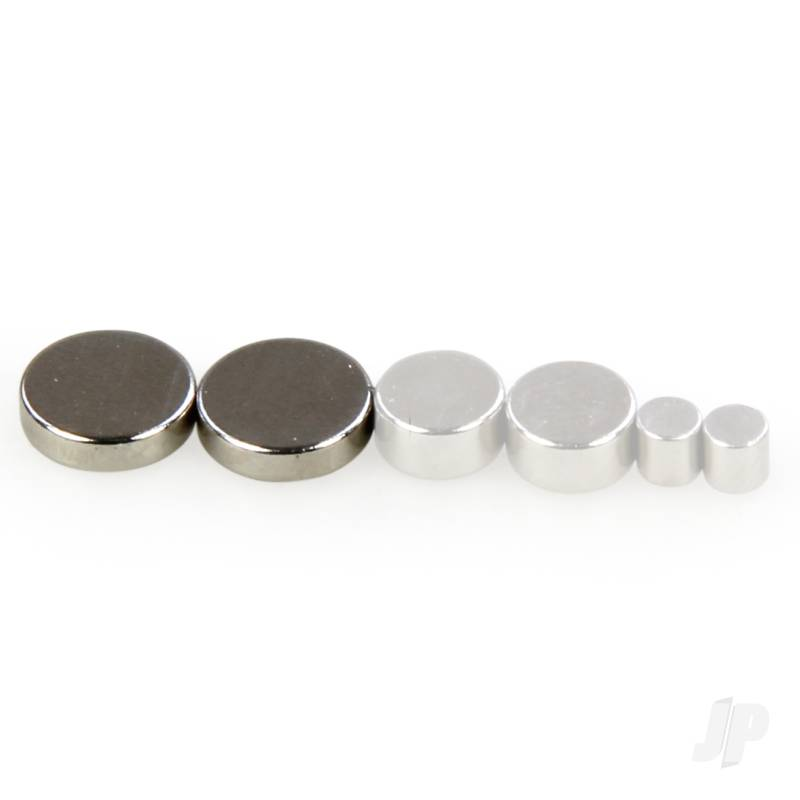 Hatch Magnets 8x2mm (Ultra Strong) (2)