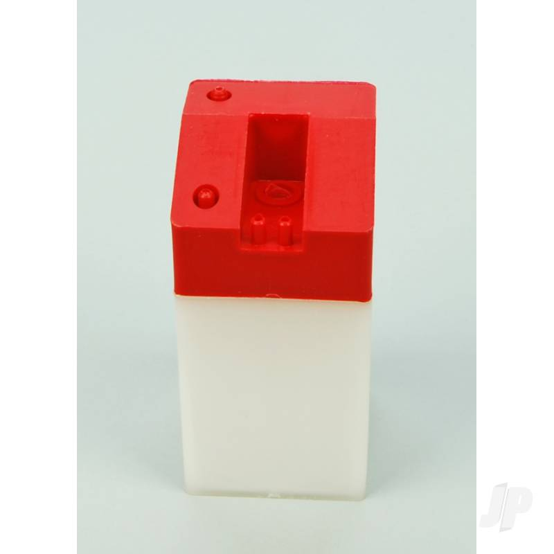 SL88A 6oz Square Fuel Tank (Red)