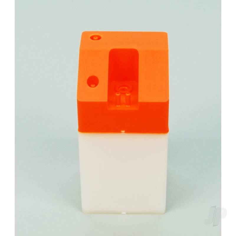 SL88D 11oz Square Fuel Tank (Orange)