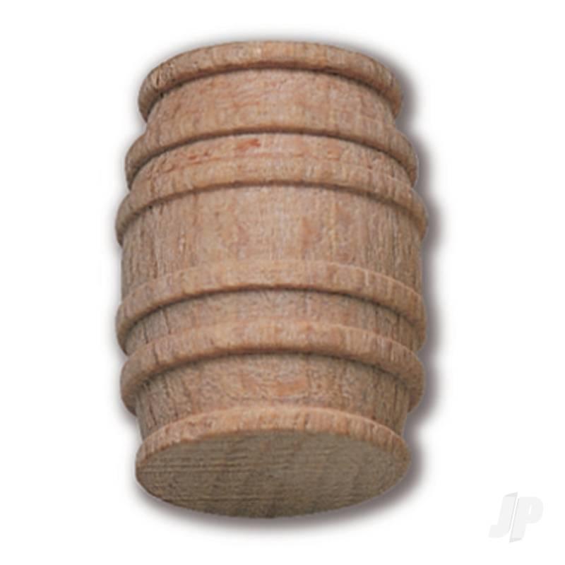 80025 Barrels Wood 15x20 (4x6)