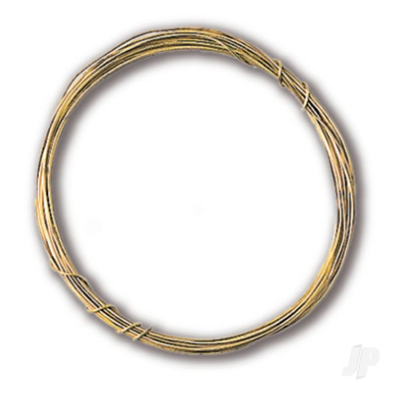 80032 Brass Wire .25mmx5m (1x6)