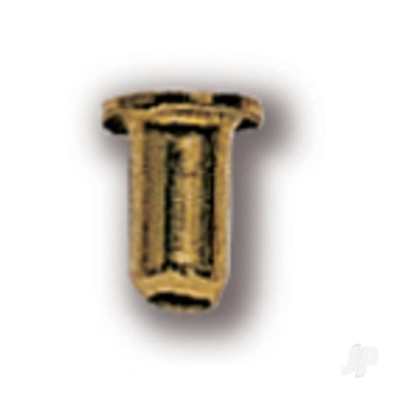 80039 Eyelets Brass 2mmx3mm (30x6)