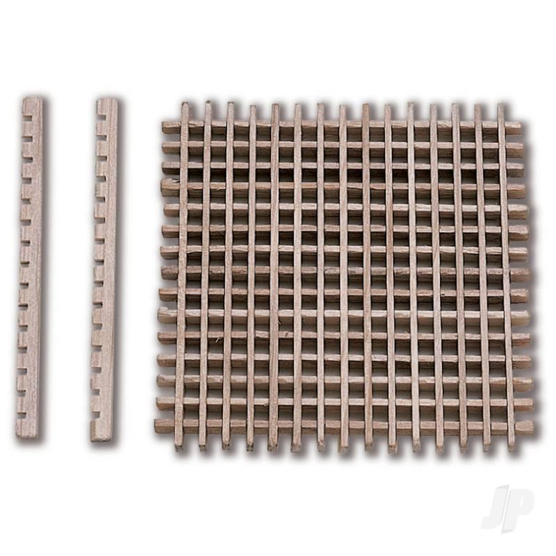 80051 Pre Cut Grating 45x45 (1x6)